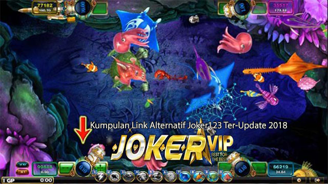 Kumpulan Link Alternatif Joker123 Ter-Update 2018