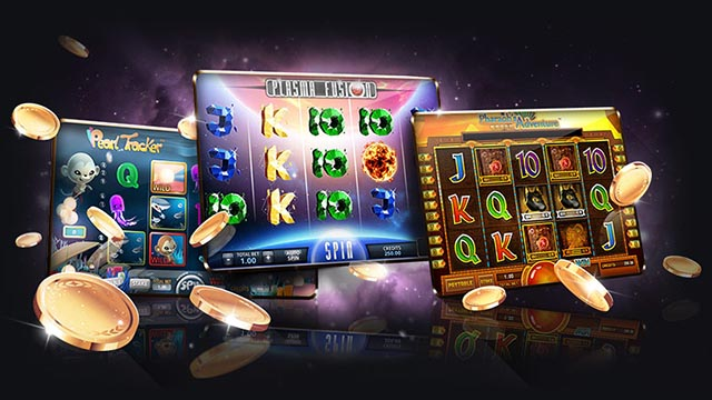 Jenis Mesin Slotting Pada Game Slot Online