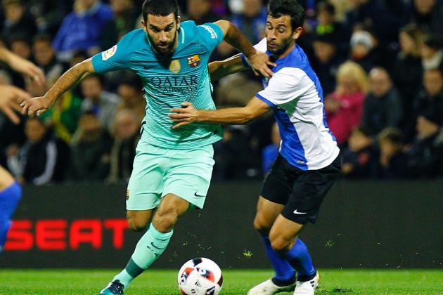 Situs Bola Tangkas Resmi Hercules vs Barcelona