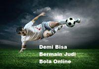 Demi Bisa Bermain Judi Bola Online Menjual Anaknya