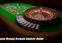 Inilah Rahasia Menang Bermain Roulette Online
